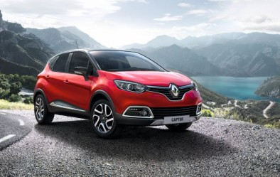 RENAULT CAPTUR (J87) - PHASE 1 - OUTDOOR LIMITED EDITION