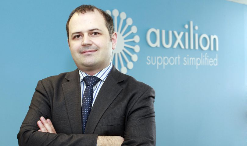 Auxilion, Mark O'Loughlin 810