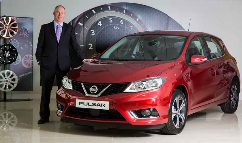 Interview James Mccarthy Managing Director Nissan
