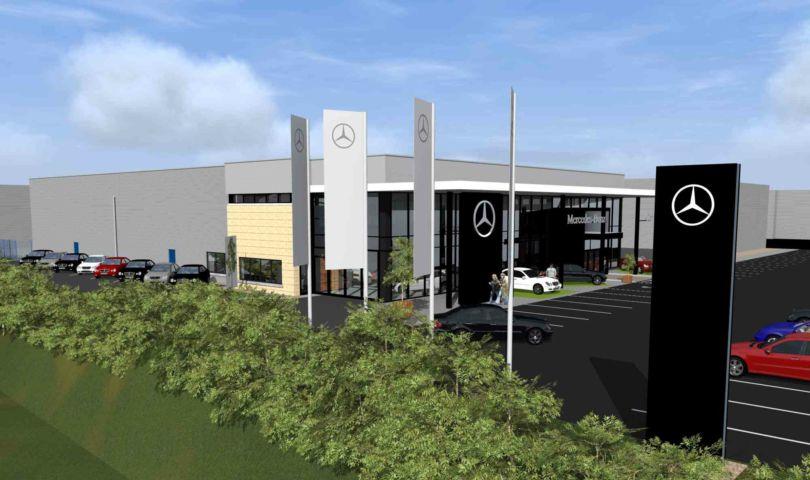 Connolly Motor Group Hiring 20 For Sligo Merc Dealership