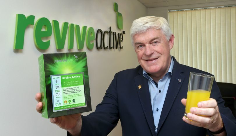 Image result for daithi o'connor revive active
